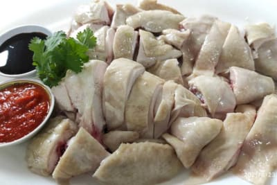 Recipe: Ronnie's Sous-Vide-Style Hainanese Chicken