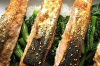 Recipe: Grilled Miso Salmon Fillets