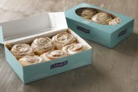 Cinnabon Opens 2nd Shop in Hong Kong