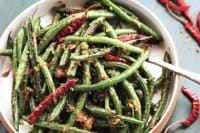 Recipe: Stir-Fried Sichuan Green Beans