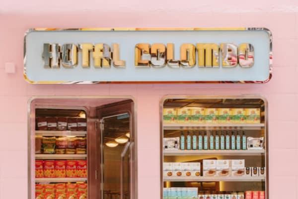 New Restaurant: Hotal Colombo