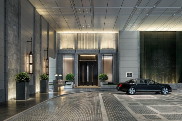Staycation: 24-Hour Plus at The St. Regis Hong Kong