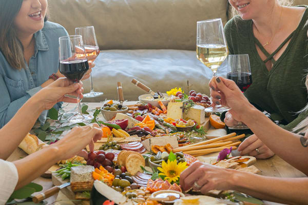 A Grape Summer with California Wine Month