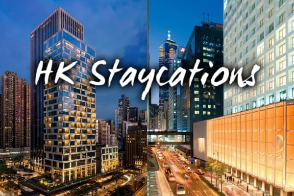 HK Staycation Reviews Round-Up