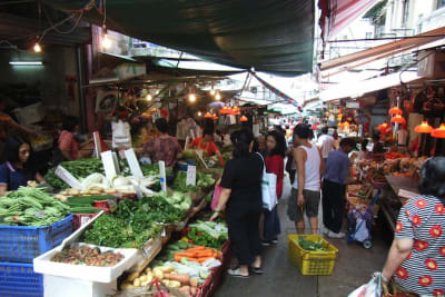 The Top 6 Most Nutritious Items in the Wet Market