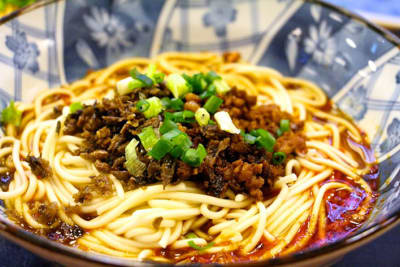 EPIC Noodles at DanDan Soul Food from Sichuan