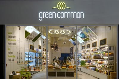 Pioneering Plant-Based Concept Store by Green Monday