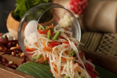 Discover Thai Taste at Yamm