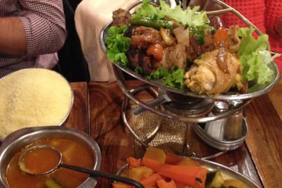 """Take out Your Taste Buds for a Trip to Maghreb at """"Chez Bébert"""""""