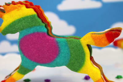 Rainbow Unicorn Cookies That Poop Stars?