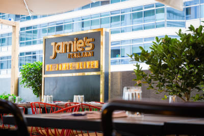 A First Look at Jamie Oliver's New Harbour City Restaurant