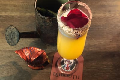 Wanchai Adds a New Bar to the Mix: Djiboutii