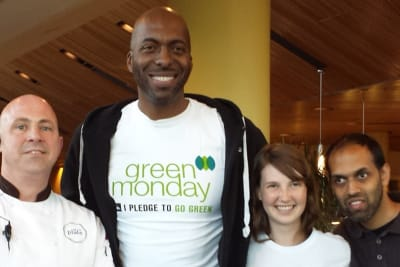 UCLA Launches Green Monday!