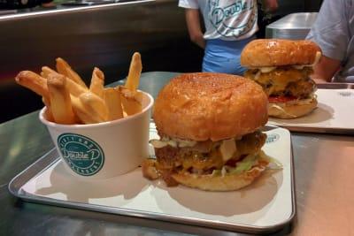 Double D Burger