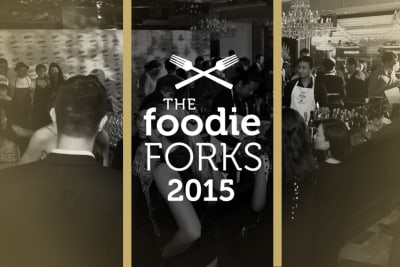 The Foodie Forks 2015
