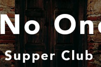 Secret Supper Club – The Reveal