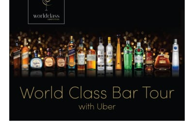 Bar Hop in Style with World Class and Uber