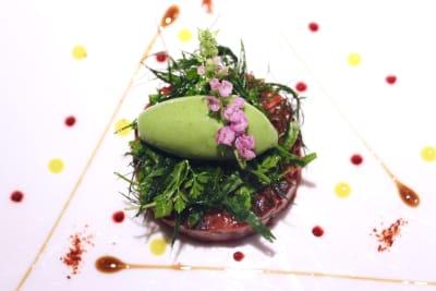 NEW Food & Life Tasting Menu at L'Atelier de Joel Robuchon
