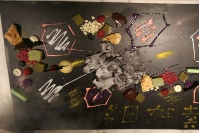 ATUM Desserant 視覺饗宴