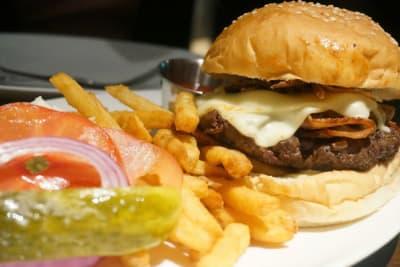 Grand Central Burger Promo!