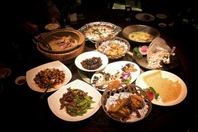 Eating the Food of Mainland China in Hong Kong