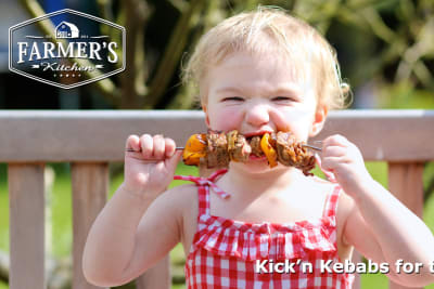 Kick'n Kebabs for the Kids