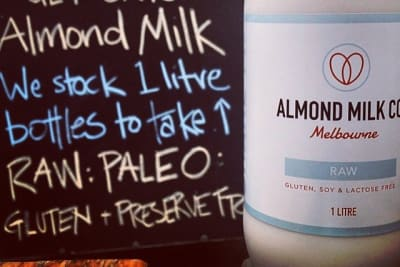 Got Almond Milk…?