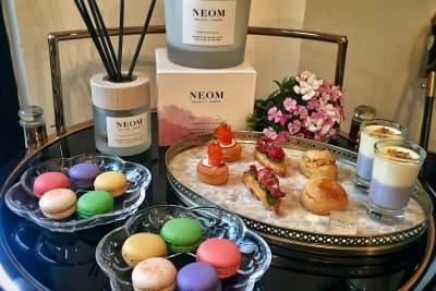NEOM x Jouer Atelier Wellness Journey Afternoon Tea