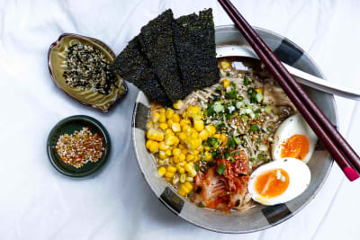 Vegetarian Ramen Recipe