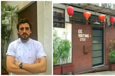 Exciting Pop Up Restaurant This Week in Hong Kong