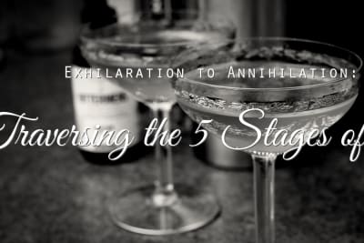Traversing the 5 Stages of Love: Stage One - the First Date