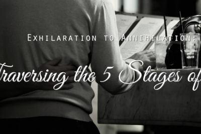 Traversing the 5 Stages of Love: Stage 2 - in the Mood for Love