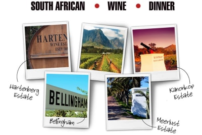 South African Wine Dinner of the Year