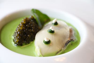 An Exclusive Eight Michelin Star Meal at Four Seasons