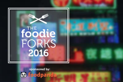 Foodie Forks Awards 2016 Winners!