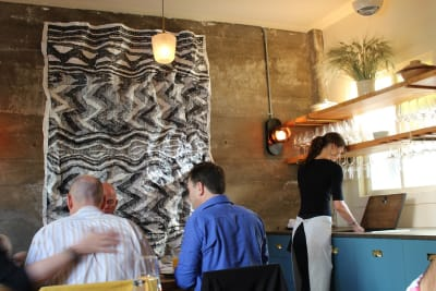 International Restaurant REVIEW: The Progress
