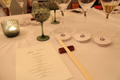 Duddell's: 7-course Krug Tasting Menu