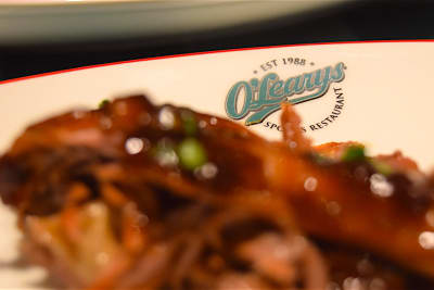 International Restaurant REVIEW: O'Learys Dubai