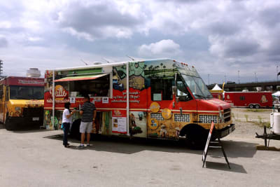 YVR Food Truck Fest