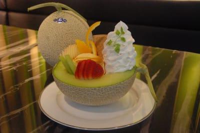 日本溫室蜜瓜甜品三兄弟 矚目登場