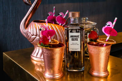 Absolut Elyx, the World's First True Luxury Vodka