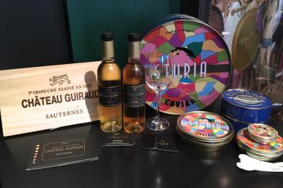 Rewriting Wine 101: Pairing Sauternes with Caviar