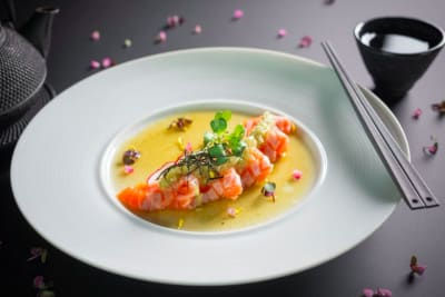 Restaurant Review: CÉ LA VI's Spring Seafood Menu