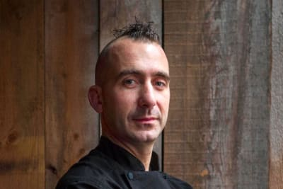 Review: Marc Forgione Pop-Up at Lily & Bloom
