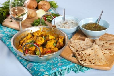 Rewriting Wine 101: Wine with Curry?