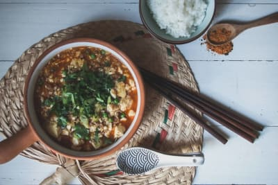 Recipe: Vegan Mapo Tofu