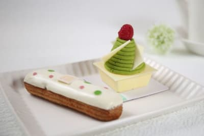 Review: Matcha Festival at FAUCHON Paris Le Café in Sha Tin