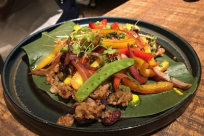 Restaurant Review: TokyoLima's New Omacasa Brunch