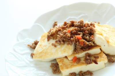 Recipe: Steamed Minced Pork with Beancurd