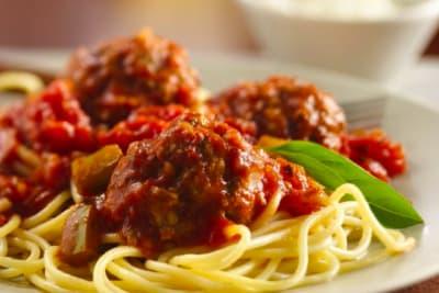 "Spaghetti and Meatballs ""Crazy Week"" @ ilBelPaese"